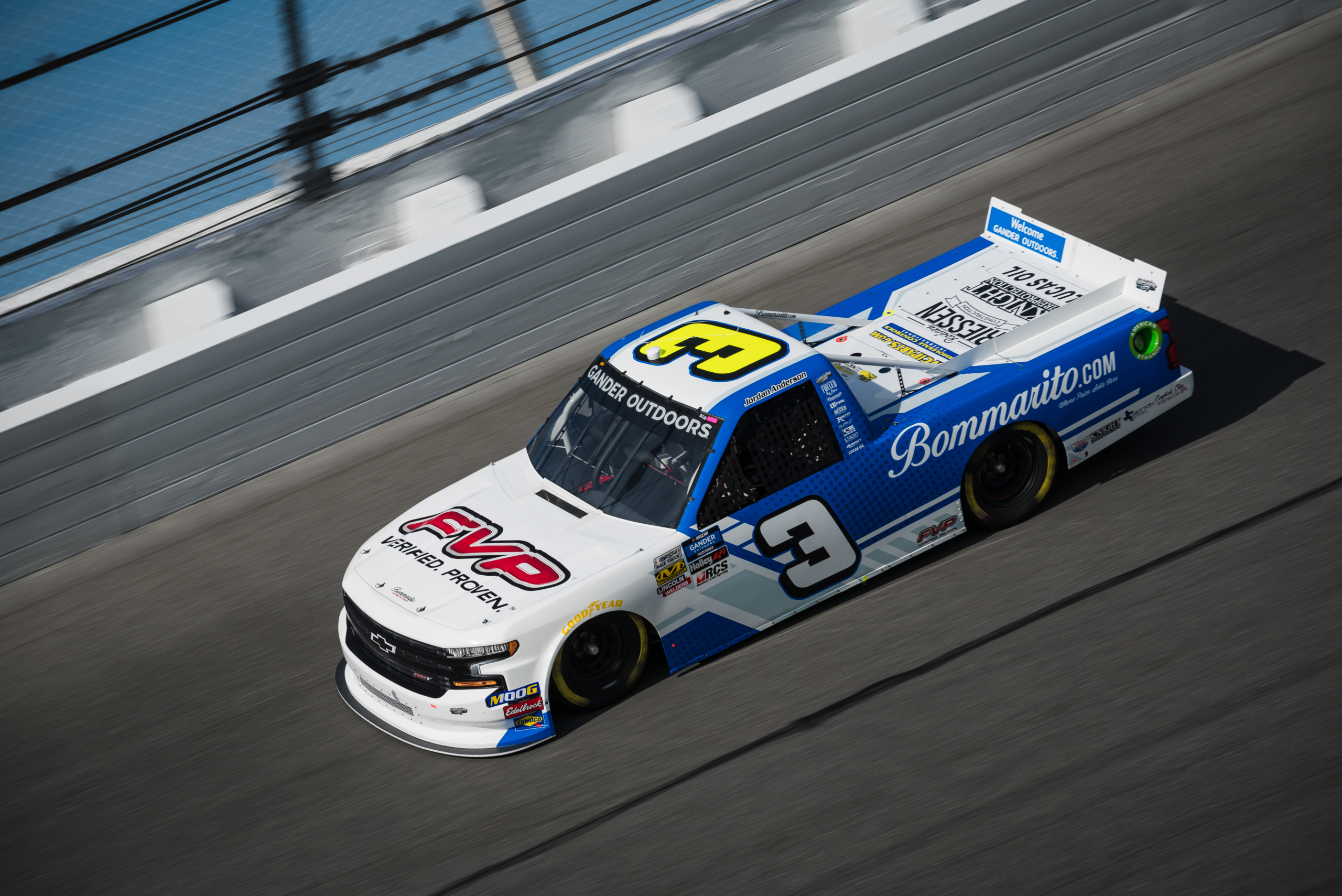 Jordan Anderson Racing and A.E. Engine Team Up for New Media Partnership