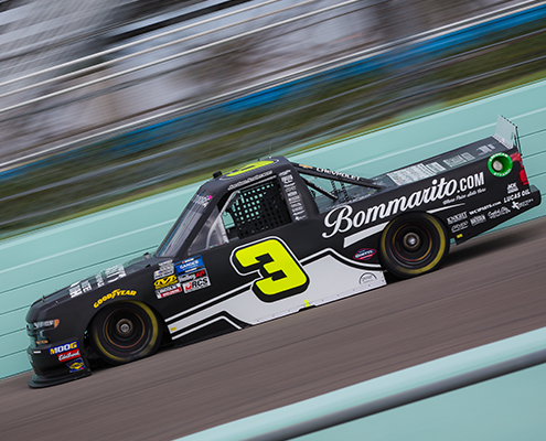 Anderson set for 100th Career Nascar Truck Start with New Partner