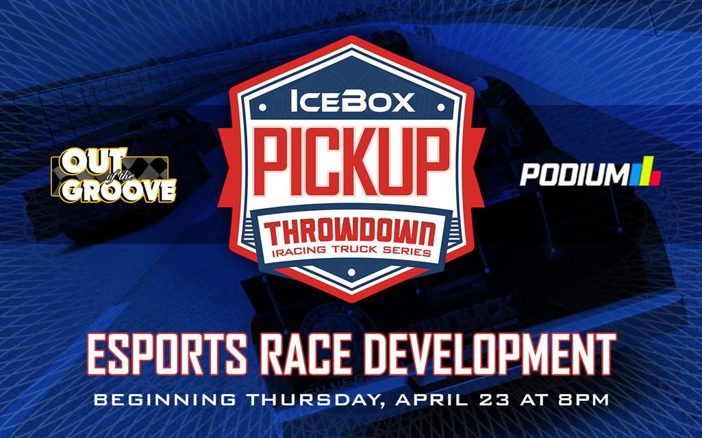 Jordan Anderson Racing partners with AM Racing for Pickup Throwdown Esports Race Development
