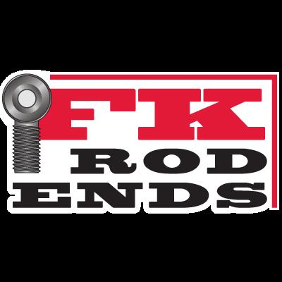 Sponsor Jordan Anderson Racing FK Rod Ends