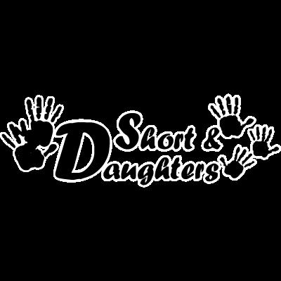 Sponsor Jordan Anderson Racing Short and Daughters