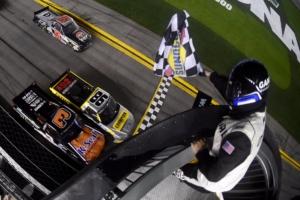 Jordan Anderson Scores Career-Best Second Place Finish in Season Opener at Daytona