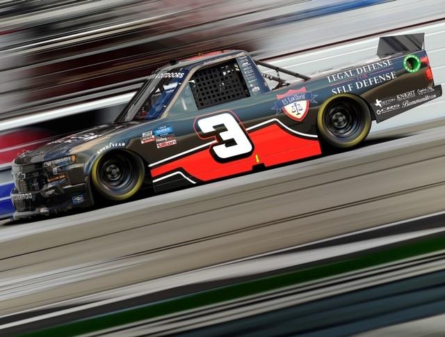Jordan Anderson Race to Freedom Truck