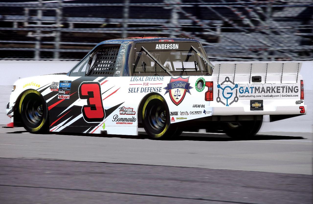 Jordan Anderson Racing NASCAR Gander RV and Outdoors Truck Series Race Overview- Martinsville Speedway; Friday, October 30, 2020