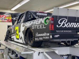 Jordan Anderson Racing Texas Motor Speedway Preview