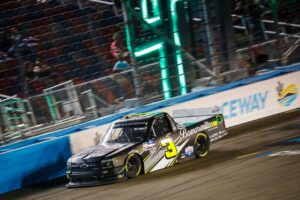 Jordan Anderson Racing Concludes 2020 with Top 25 in Lucas Oil 150 at Phoenix Raceway