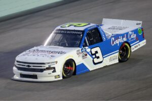 Jordan Anderson, Jordan Anderson Racing, NASCAR, Gander RV & Outdoors Trucks Series, Bommarito.com, Bommarito Automotive Group, Lucas Oil, Capital City Towing, Knight Fire Protection, Baptist Health 200; Homestead-Miami Speedway; June 13, 2020