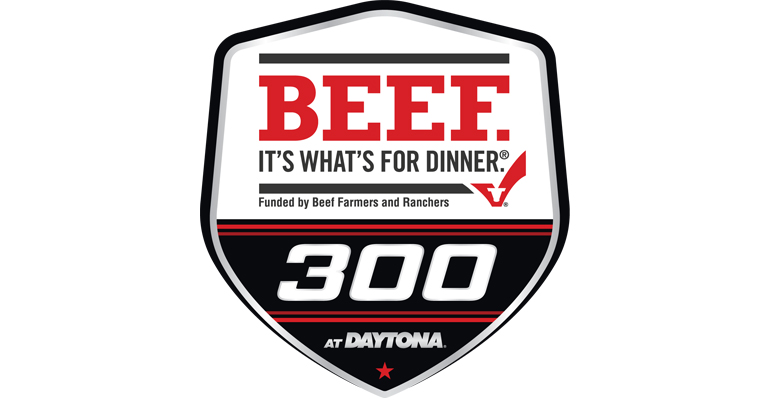 NASCAR Xfinity Series; BEEF. It's What's for Dinner 300