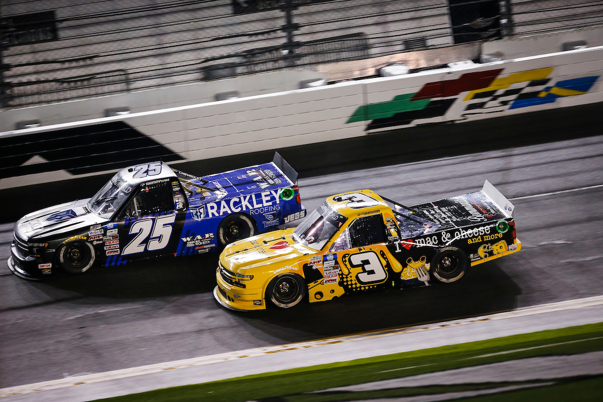 Jordan Anderson Racing NASCAR Camping World Truck Series Race Report – Daytona International Speedway Road Course; February 19, 2021