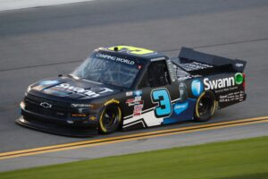 Jordan Anderson Racing NASCAR Camping World Truck Series Race Overview- Daytona International Speedway; Friday, February 12, 2021