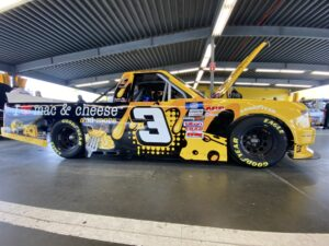 Jordan Anderson Racing NASCAR Camping World Truck Series Race Overview- Daytona International Speedway Road Course; Friday, February 19, 2021