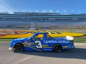 Jordan Anderson Racing NASCAR Camping World Truck Series Race Report – Las Vegas Motor Speedway; March 5, 2021
