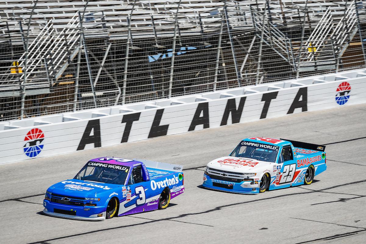 Jordan Anderson Racing NASCAR Camping World Truck Series Race Report – Atlanta Motor Speedway; March 20, 2021