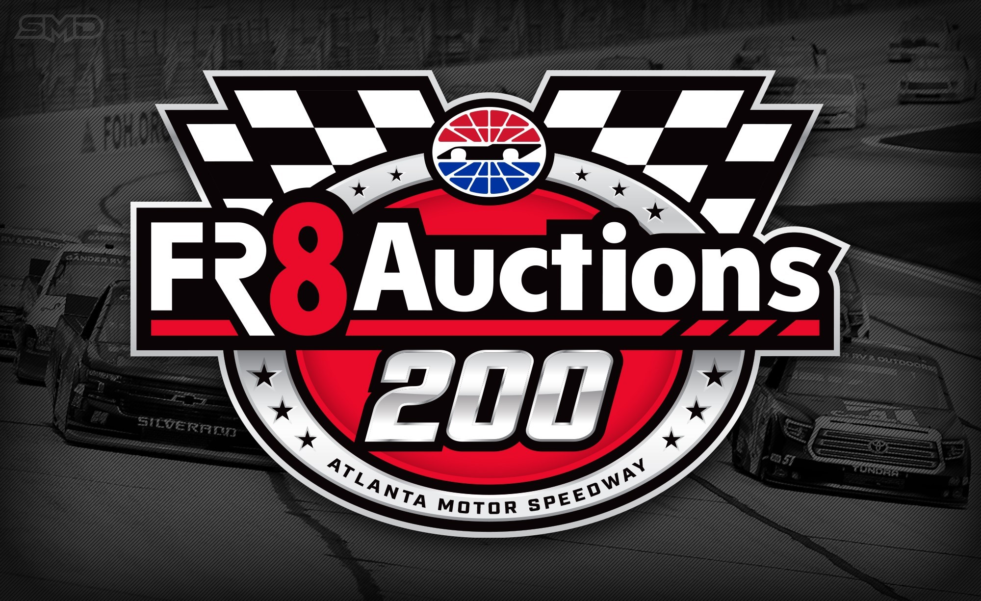 NASCAR Camping World Truck Series; Fr8Auctions 200