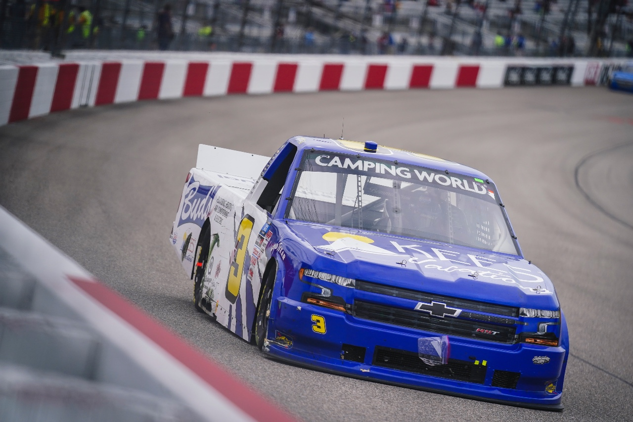Jordan Anderson Racing NASCAR Camping World Truck Series Race Report – Richmond Raceway; April 17, 2021