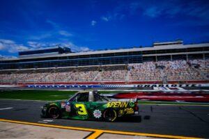 Jordan Anderson Racing NASCAR Camping World Truck Series Race Report – Charlotte Motor Speedway; May 28, 2021