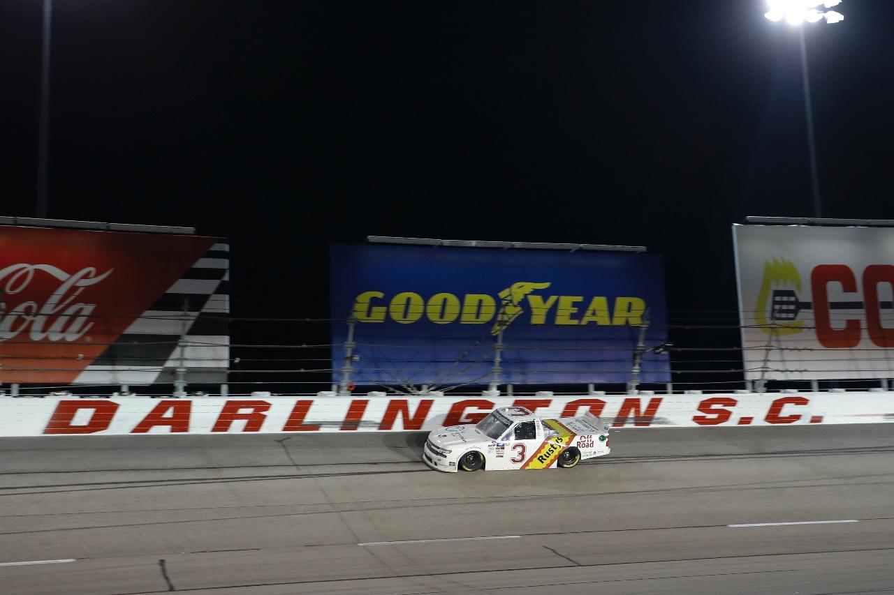 Jordan Anderson Racing NASCAR Camping World Truck Series Race Report – Darlington Raceway; May 7, 2021