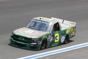 Jordan Anderson Racing NASCAR Camping World Truck Series Race Overview- Charlotte Motor Speedway, May 28, 2021