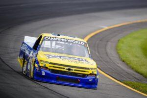 DiSavino Races to Best Career Finish at Pocono Raceway