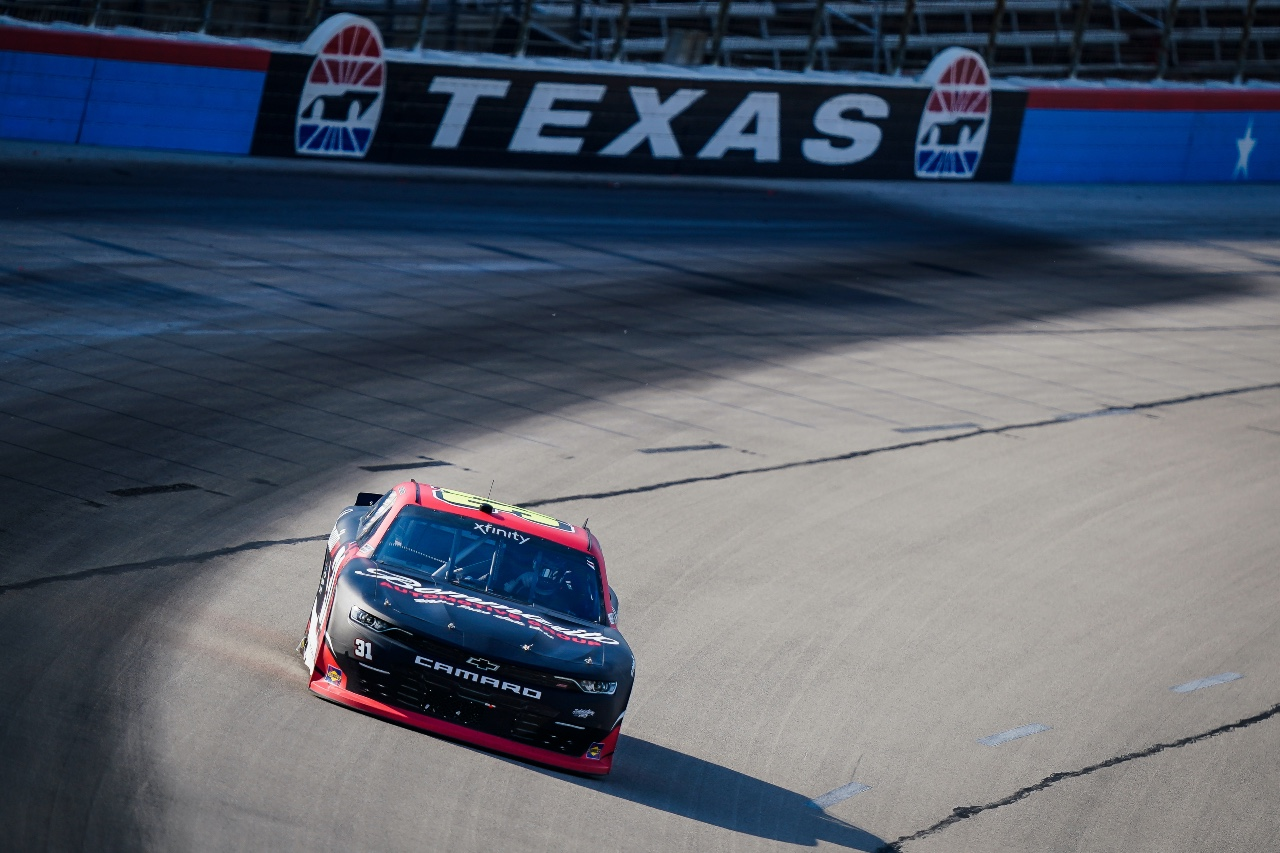 Jordan Anderson Racing NASCAR Xfinity Series Race Report – Texas Motor Speedway; June 12, 2021