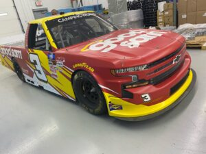 Howie DiSavino III to Make Second NASCAR Camping World Truck Series Start for JAR at Texas Motor Speedway