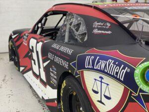 Jordan Anderson Racing Partners with U.S. LawShield for Nashville Xfinity Race