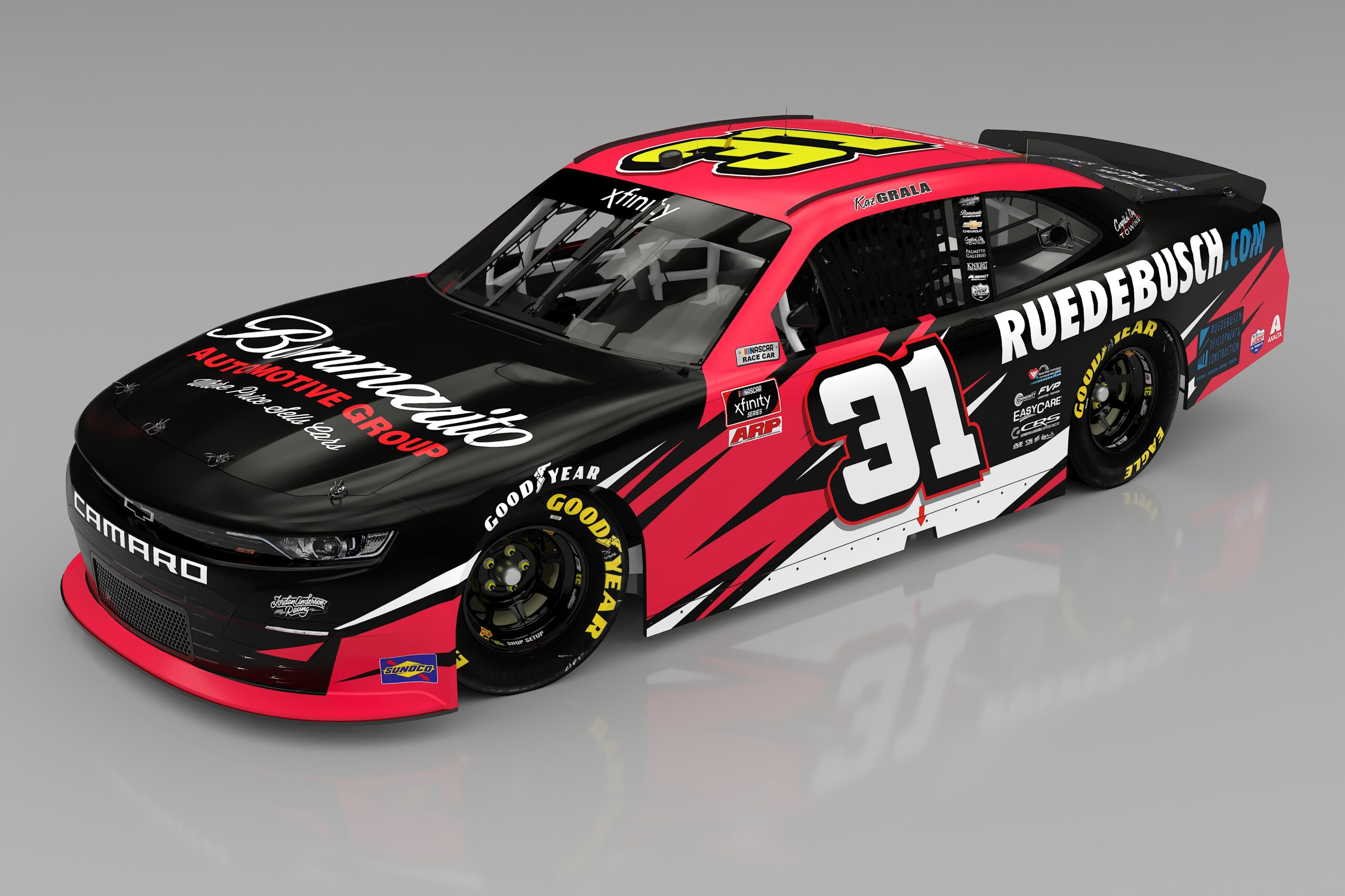 Kaz Grala Tapped to Drive for Jordan Anderson Racing at Road America