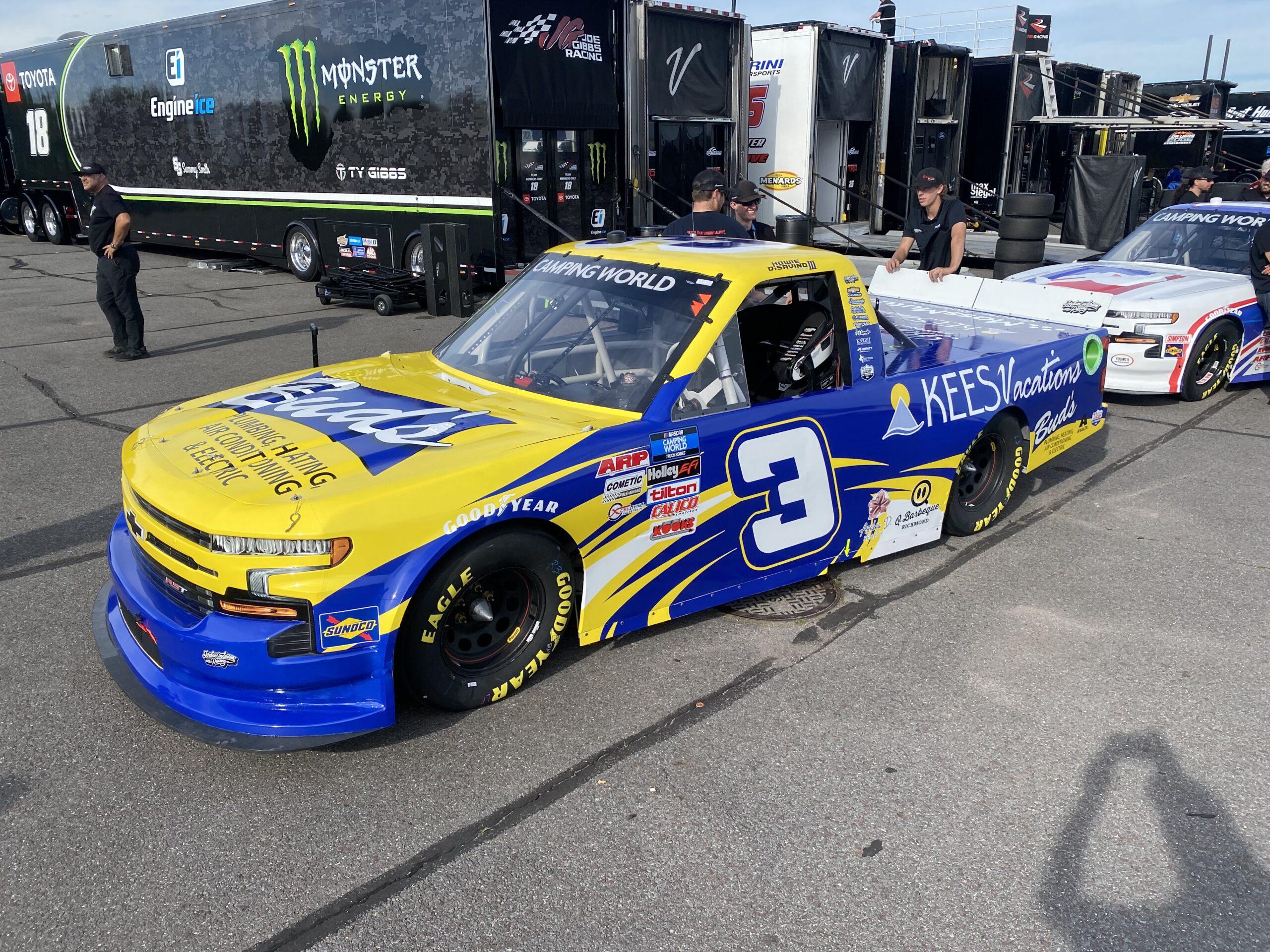 Jordan Anderson Racing NASCAR Camping World Truck Series Race Overview- Pocono Raceway; June 26, 2021