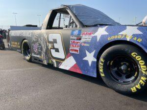 Jordan Anderson Racing NASCAR Camping World Truck Series Race Overview- Nashville Superspeedway; June 18, 2021