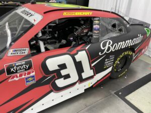 Jordan Anderson Racing NASCAR Xfinity Series Race Overview- Pocono Raceway; June 27, 2021