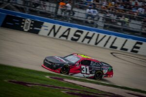 Tyler Reddick Rebounds to Finish 15th in Xfinity Race at Nashville Superspeedway