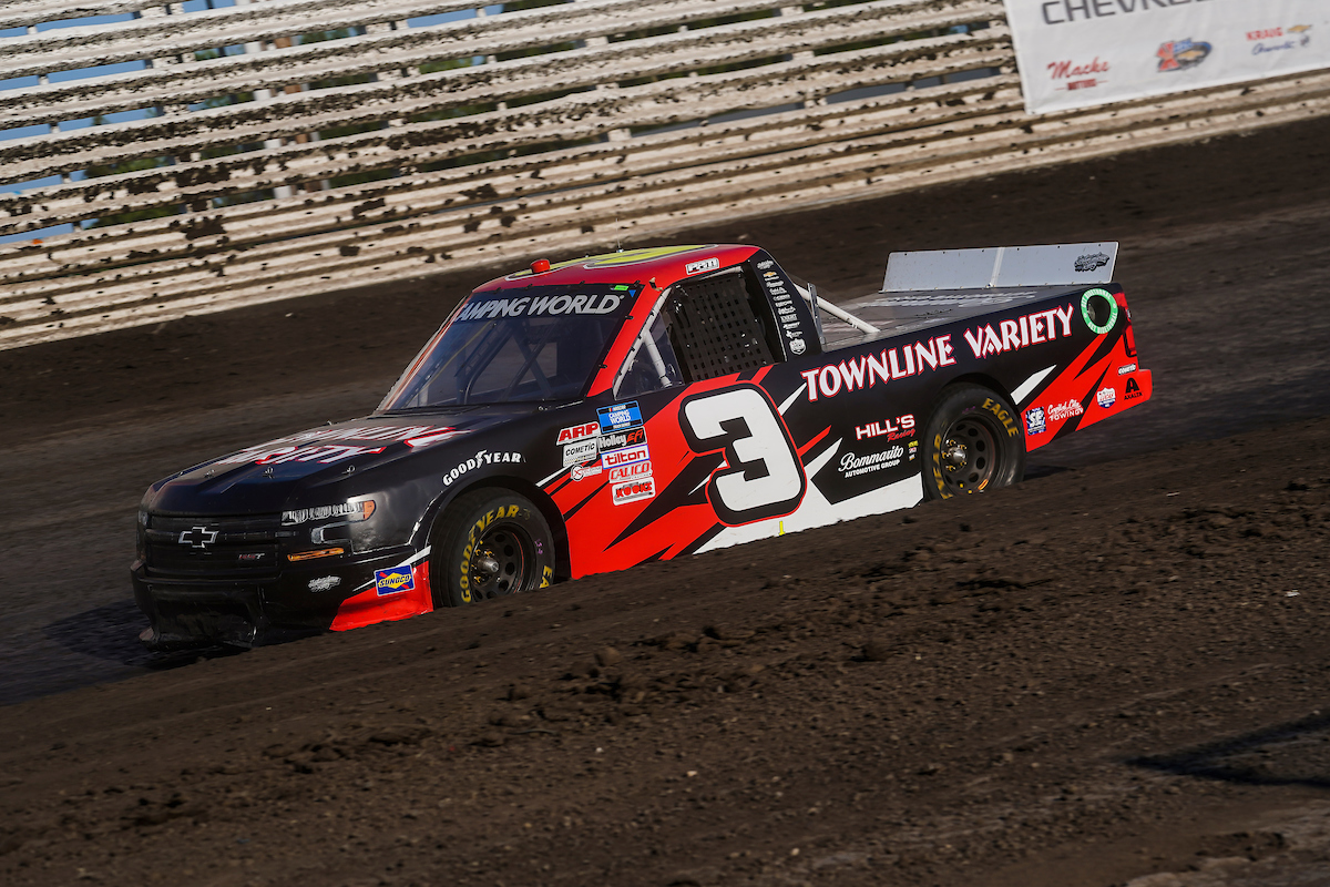 Jordan Anderson Racing NASCAR Camping World Truck Series Race Overview- Knoxville Raceway; Friday, July 9, 2021