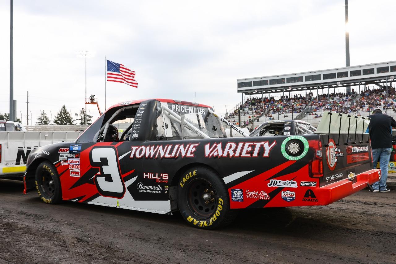 Jordan Anderson Racing NASCAR Camping World Truck Series Race Report – Knoxville Raceway; July 9, 2021