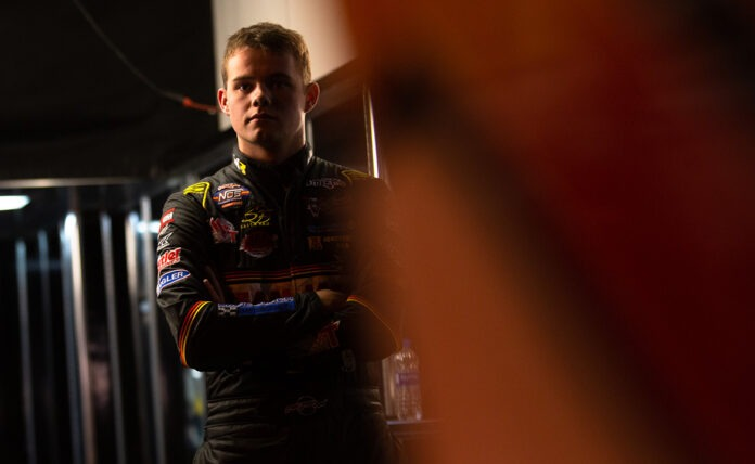 Sprint Car Standout Parker Price-Miller to Drive for Jordan Anderson Racing at Knoxville Raceway in NASCAR Trucks