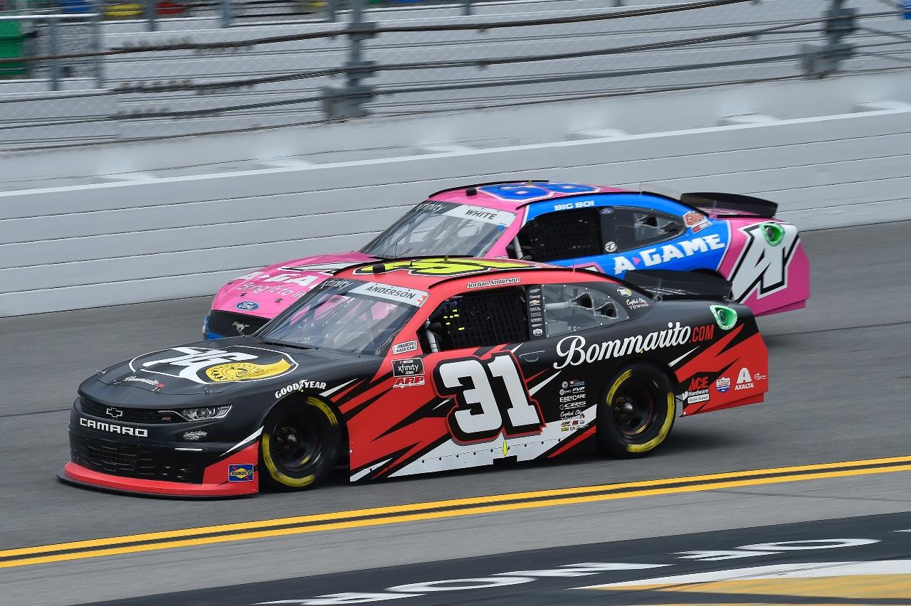 Jordan Anderson Racing NASCAR Xfinity Series Race Report – Daytona International Speedway; August 27, 2021
