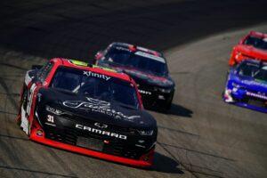 Anderson Runs to Career Best NASCAR Xfinity Series Finish at Michigan