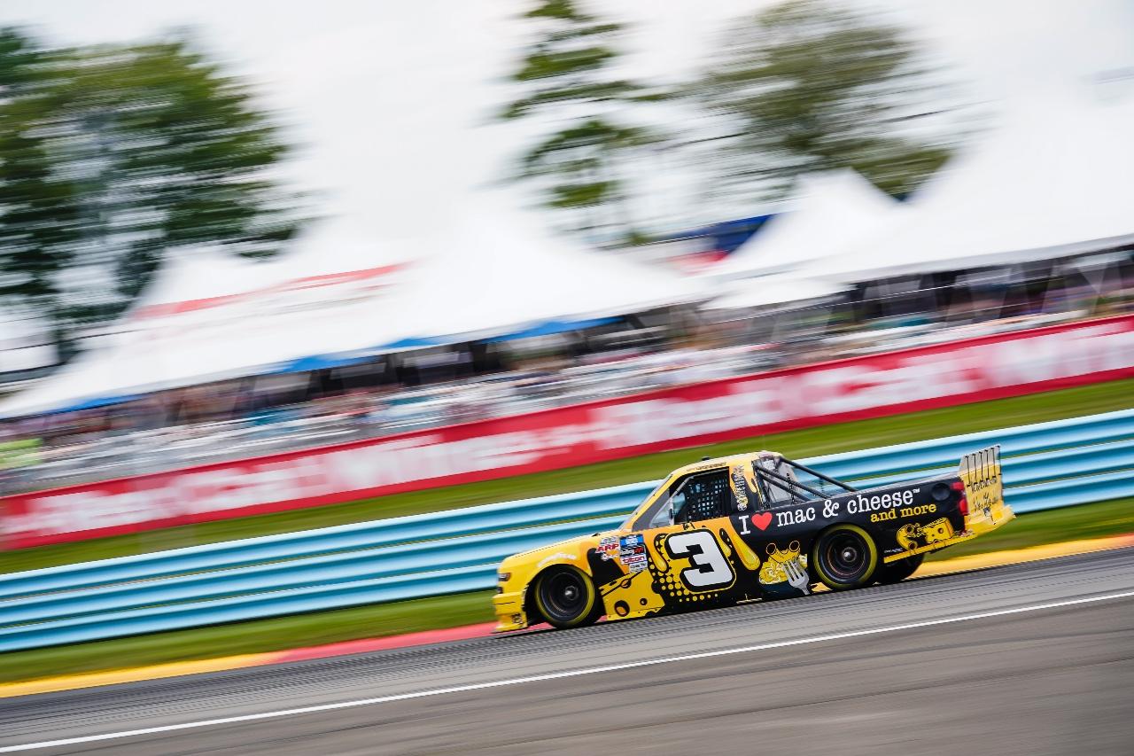 Jordan Anderson Racing NASCAR Camping World Truck Series Race Report – Watkins Glen International; August 7, 2021