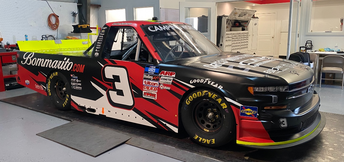 Jordan Anderson Racing NASCAR Camping World Truck Series Race Overview- World Wide Technology Raceway; August 20, 2021