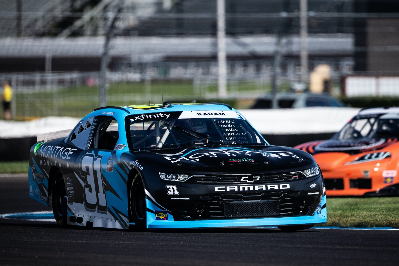 Jordan Anderson Racing NASCAR Xfinity Series Race Report – Indianapolis Motor Speedway Road Course; August 14, 2021