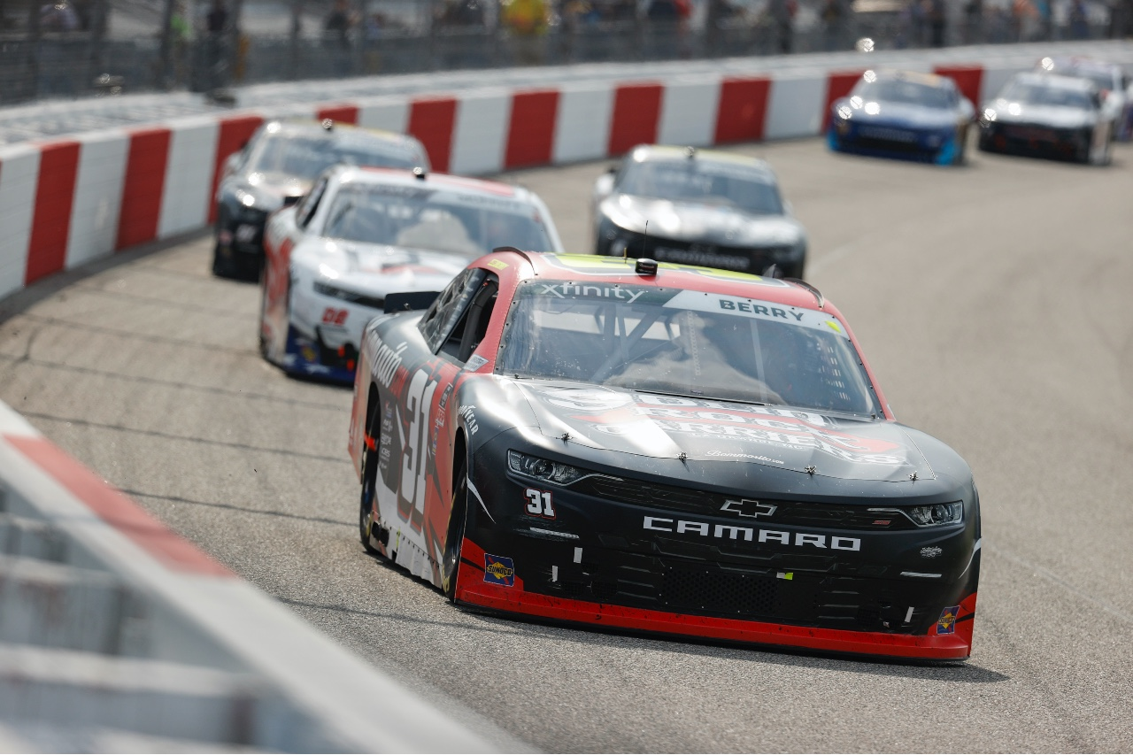Jordan Anderson Racing NASCAR Xfinity Series Race Report – Richmond Raceway; September 11, 2021