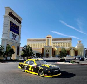 Ty Dillon and South Point Hotel, Casino & Spa to Join Jordan Anderson Racing at Las Vegas Motor Speedway