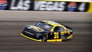 Jordan Anderson Racing NASCAR Xfinity Series Race Overview- Las Vegas Motor Speedway; September 25, 2021