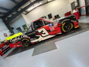 Jordan Anderson Racing NASCAR Camping World Truck Series Race Overview- Darlington Raceway; September 5, 2021