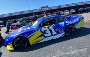 Jordan Anderson Racing NASCAR Xfinity Series Race Overview- Darlington Raceway; September 4, 2021