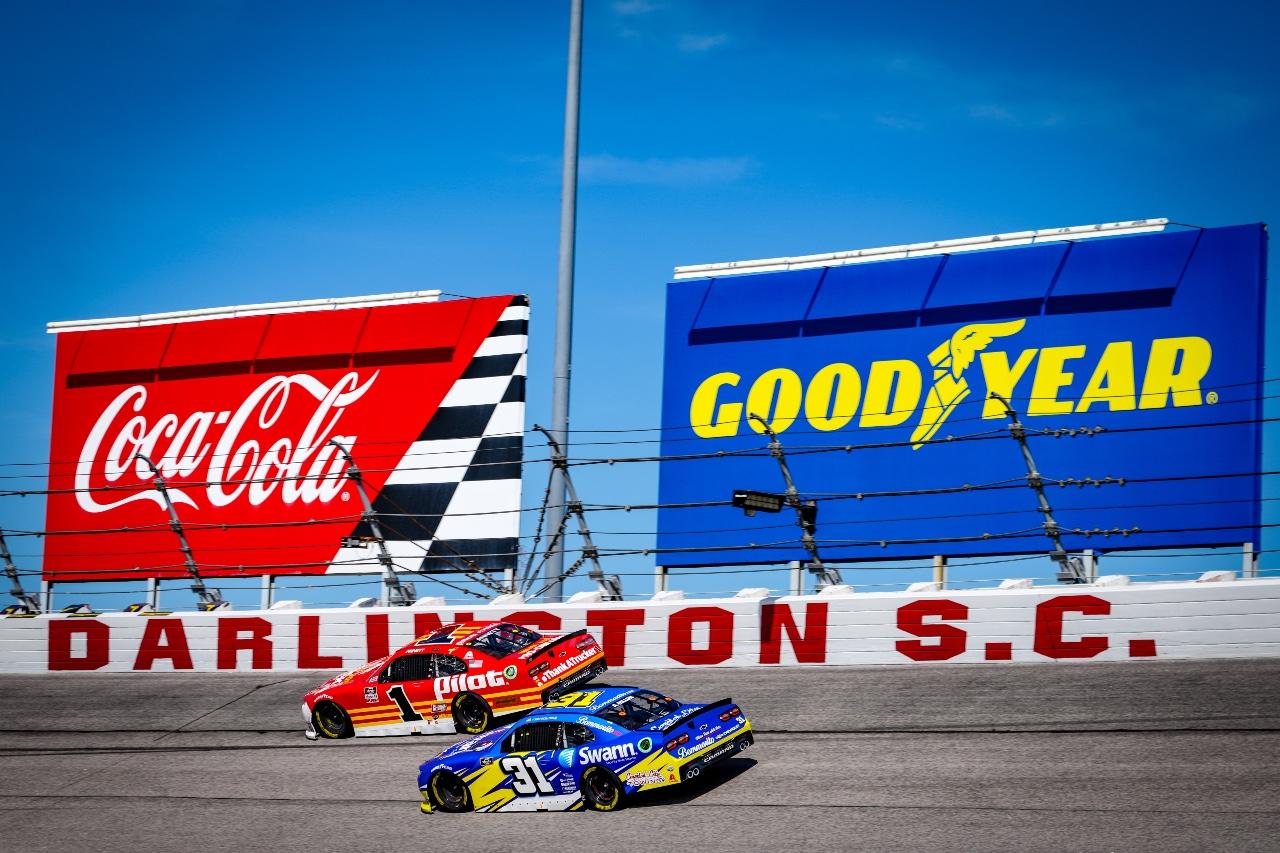 Jordan Anderson Racing NASCAR Xfinity Series Race Report – Darlington Raceway; September 4, 2021