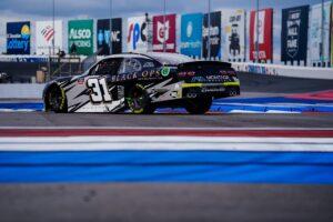 Jordan Anderson Racing NASCAR Xfinity Series Race Report – Charlotte Motor Speedway Roval; October 9, 2021